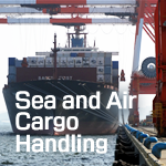 Sea and Air Cargo Handling